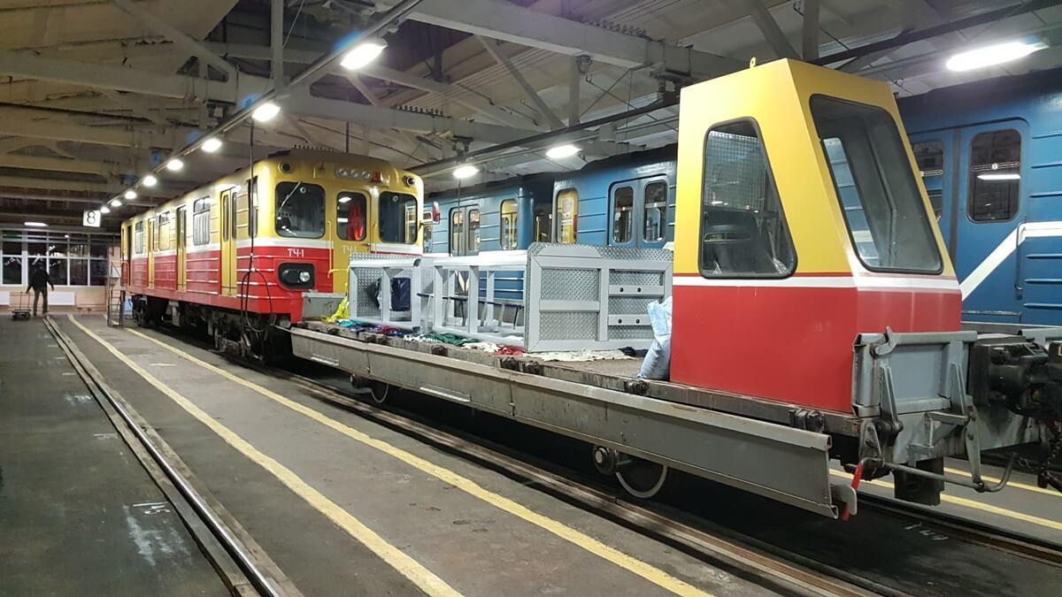 кабины для станции метро Проспект Ветеранов фото 1
