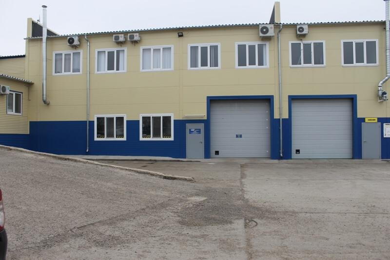 Защита бетонных полов на примере нашего склада в Н.Челнах фото 1