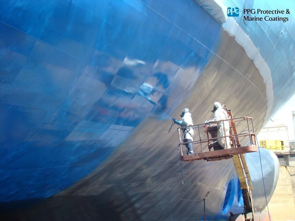 производитель PPG Protective & Marine Coatings
