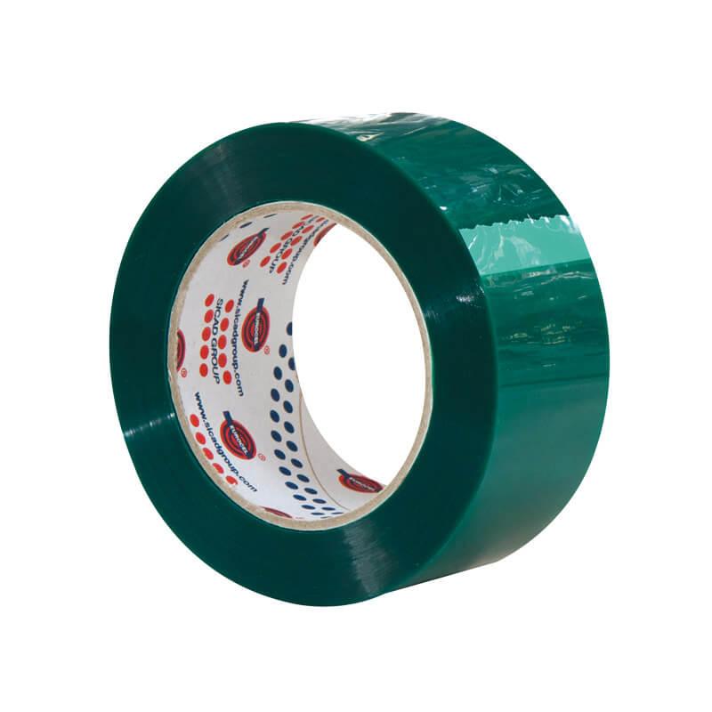 Термостойкая маскировочная лента Eurocel MSK 180 зеленый цвет
